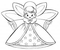 angels coloring pages regarding motivate to color an image cool