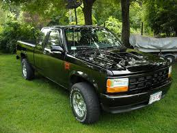 1993 dodge dakota information and photos zombiedrive