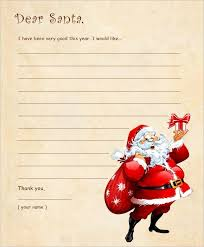 santa list template top 25 best letter to santa template ideas on