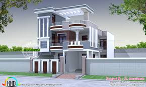 Home Design 50 Sq Ft by 30x60 Modern Decorative House Plan Kerala Home Design And Floor