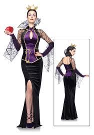 womens disney evil queen costume halloween costumes