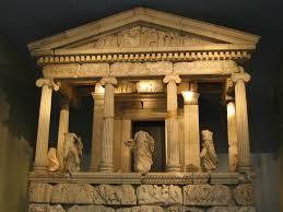 british museum london england greek temple viajes pinterest