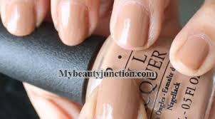 light brown nail polish burberry plaid nail art design striping tape manicure tutorial for