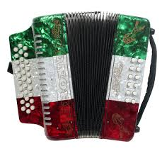 Bronco Flag Rizatti Bronco Rb31gm Diatonic Accordion Mexican Flag Key G C F W