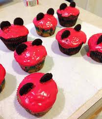mickey mouse cupcakes user error mickey mouse cupcakes fail