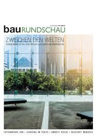 G Stige K Hen Mit Insel Architektur Technik 12 2015 By Bl Verlag Ag Issuu
