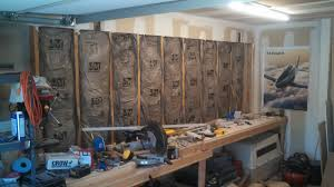home design rustic garage man cave