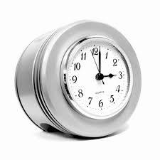 Desk Alarm Clock J Cobs Wwii Boeing Piston Desk Clock Plane Pieces