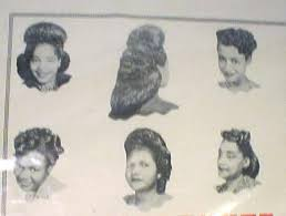 1950 african american hairstyles black americana and memorabilia aunt jemima and uncle moses