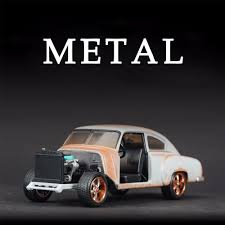 fast and furious 8 cars fast u0026 furious 8 fleetline car scale 1 24 models metal vehicle car