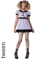 Tween Girls Mario Costume Dead Dolly Tween Girls Costume Kids Costumes