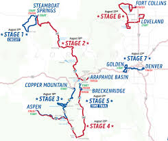 Us Route 66 Map by 2015 Usa Pro Challenge Live Video Preview Startlist Results