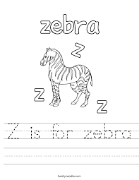 collection of solutions zebra worksheets on sheets shishita