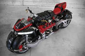 maserati street lazareth lm847 motorcycle with v8 maserati engine u2013 gearnova