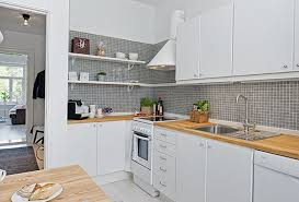 furniture in the kitchen small apartment in sweden home interior design kitchen and