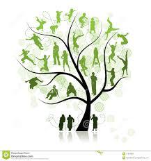 blank family tree stock photos image 3133