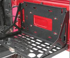 jeep jk tailgate table smittybilt