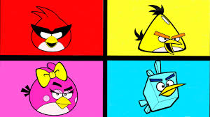 angry birds coloring for children angry birds coloring page for