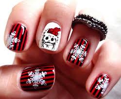 christmas nail art design ideas collection
