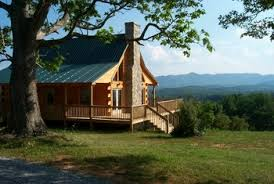 blue ridge real estate offering home land and log cabin sales