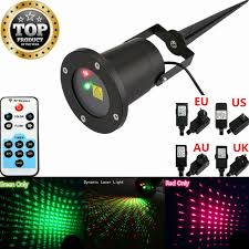Mini Outdoor Lights Mini Stage Light Remote Rg Laser Effect Projector