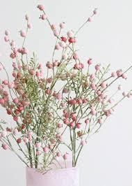 berry sprays silk filler flowers artificial flowers u2013 afloral com