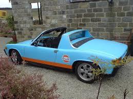 porsche 914 modified porsche 914 for sale gulf racing colours vw forum vzi