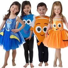 nemo halloween costume kids finding dory u0026 nemo offical disney costumes boys tabard girls