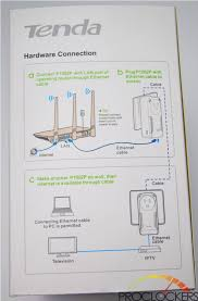tenda av1000 gigabit powerline adapter starter kit review