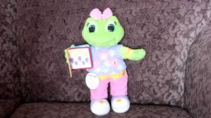leap frog lily count on me learning friend lily bilingual spanish