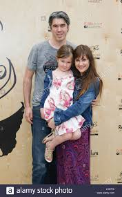 kellie martin earth day celebration hosted at the annenberg stock