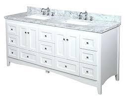 67 Bathroom Vanity by Vanities Austell 67 In Double Vanity In White With Natural