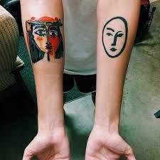 29 museum worthy tattoos inspired by art history my modern met