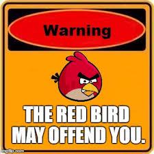 Angry Bird Meme - angry birds imgflip