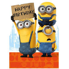 25 happy birthday minions ideas happy