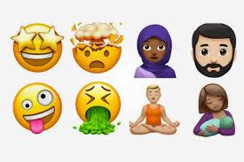 clean emoji the 100 most popular emoji hashtags on instagram infographic