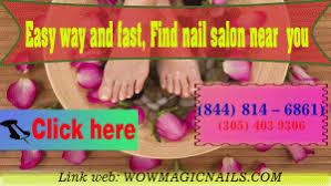 nail salon in tacoma find the nail salon at wow magic nail
