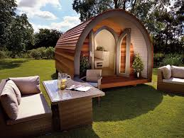 garden pods garden hideouts