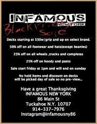 ny skate shops black friday deals 2013 nyskateboarding