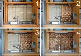 easy diy kitchen backsplash kitchen creative kitchen backsplash ideas pictures from hgtv