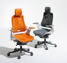elastomer office chairs orange mesh chair office chairs uk