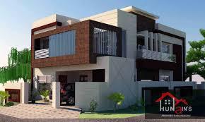 home design 10 marla contemporary house design by hunain u0027s architecture u2013 10 marla house