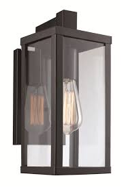 Outside Garage Lighting Ideas by 1 Light Wall Lantern Outdoor Lights Pinterest Wall Lantern