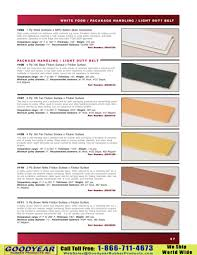 chemical tan 3 ply and 4 ply tan transmission friction surface rubber package