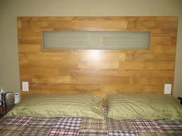 Headboards With Built In Lights King Size Wood Flooring Platform Bed And Headboard With Built In