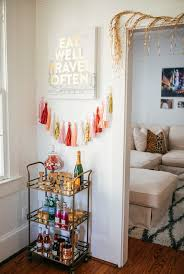 How To Decorate Your House For Fall - best 25 bar cart decor ideas on pinterest bar cart styling bar