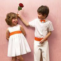 tenue enfant mariage robe fille smockée tenues pour enfant
