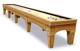shuffleboard table for sale st louis olhausen shuffleboard tables kinneybilliards com