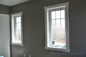 How To Paint Interior Windows How To Design And Install Simple Crafstman Shaker Window And Door