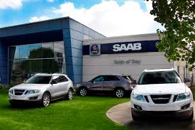 dealerships usa saab 9 4x suv arrives in the us model delivered in ohio